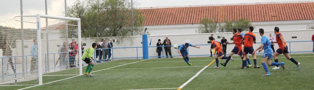 Gol, UD Rosario, Javi Banano, CD Campillos