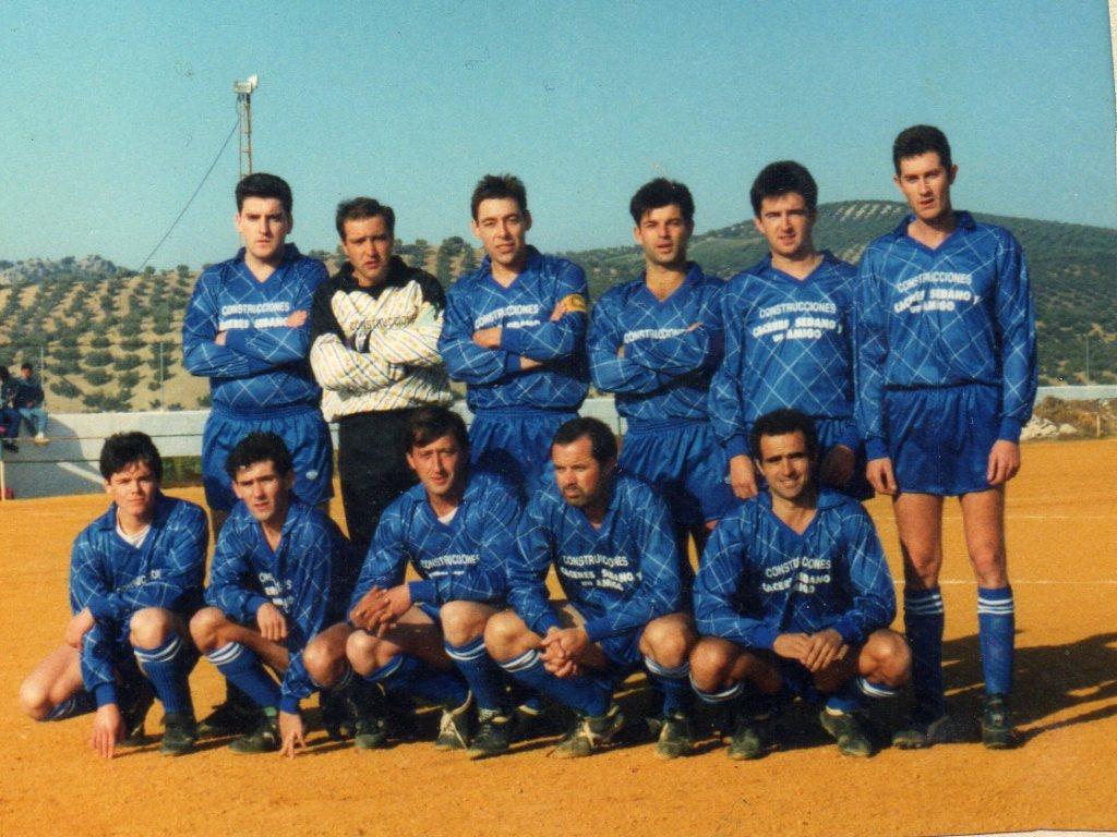 UD Rosario Campeón 1993 fútbol