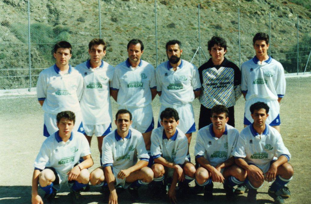 UD Rosario Historia 1993 Campeón Liga El Borge